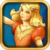 App Icon: Wunderschöne Prinzessin - kinder Puzzle, Malbuch und Memory-Spiel 1.11
