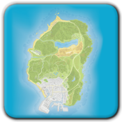 App Icon: Unofficial Map For GTA 5