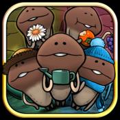 App Icon: Mushroom Garden Seasons