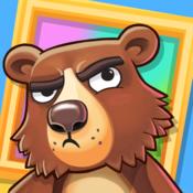 App Icon: Bears vs. Art