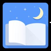 App Icon: Moon+ Reader