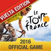 App Icon: Tour de France 2016 -Das Spiel