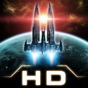 App Icon: Galaxy on Fire 2™ HD 1.1.12