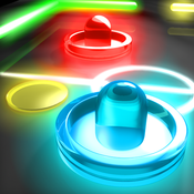 App Icon: Glow Hockey 2