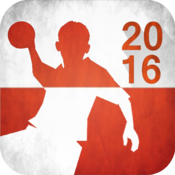 App Icon: Handball EM 2016