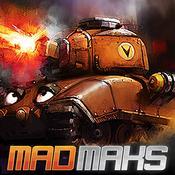 App Icon: MadMaks 1.10