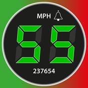 App Icon: Tacho - Alarme bei Geschwindigkeit und Fahrtkosten-Monitor + Offline-Karten, GPS Tracker 1.6.1