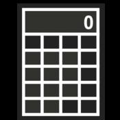 App Icon: Calculator Widget 10 Themen
