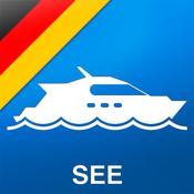 App Icon: Bootstheorie SBF See - Die perfekte Vorbereitung für die Theorieprüfung Sportbootführerschein See 4.0.126