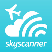 App Icon: Skyscanner 4.12