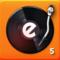 edjing5 DJ Musik Mixer Konsole
