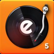 App Icon: edjing5 DJ Musik Mixer Konsole
