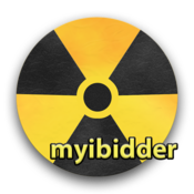 App Icon: Myibidder Sniper for eBay Pro