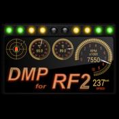 App Icon: DashMeterPro for rF2