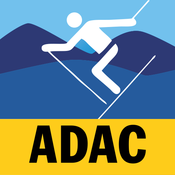 App Icon: ADAC Skiguide 2017