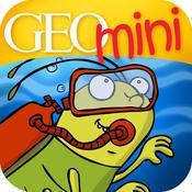 App Icon: GEOmini Ozeane 1.0