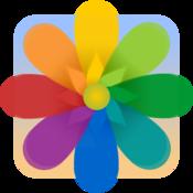 App Icon: Photofram.es Flowers
