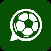 App Icon: iM Football: Der Fan-Messenger