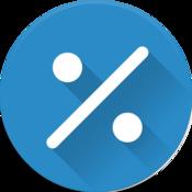 App Icon: Prozentrechner