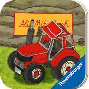 """App Icon: Wimmelbuch """"Auf dem Lande"""" 1.1"""