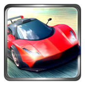 App Icon: Redline Rush