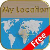 App Icon: myLocation - FREE 1.2.1
