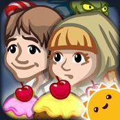 App Icon: Grimms Hänsel und Gretel ~ interaktives Aufklappbuch in 3D 1.0.20