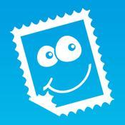App Icon: Urlaubsgruss Postkarten 2.4.2