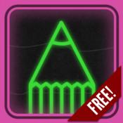 App Icon: Neon Draw Free