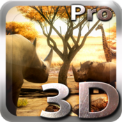 App Icon: Africa 3D Pro Live Wallpaper