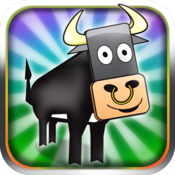 App Icon: Bull Rush
