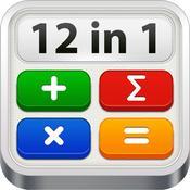 App Icon: Taschenrechner 12 in 1 5.3