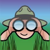 App Icon: Scout Outdoor-Navigation mit Topo-Karten für Radfahren und Wandern 1.9.2