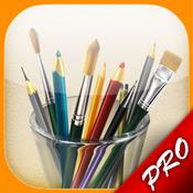 App Icon: MyBrushes Pro – Draw, Paint, Sketch on Infinite canvas 6.2.0