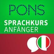 App Icon: Italienisch lernen - PONS Sprachkurs für Anfänger 2.61
