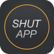 App Icon: ShutApp - Real Battery Saver