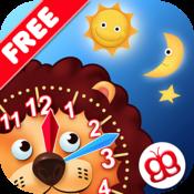 App Icon: Uhr Lesen Lernen Lite