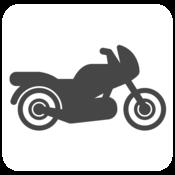 App Icon: Motorradwetter