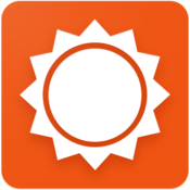 App Icon: AccuWeather