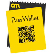 App Icon: PassWallet - Passbook + NFC