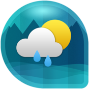 App Icon: Wetter & Uhr-Widget - Android