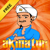App Icon: Akinator the Genie FREE