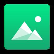 App Icon: Piktures - Fotos und Videos