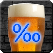 App Icon: Blut Alkohol Rechner