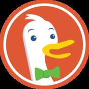 App Icon: DuckDuckGo Search & Stories