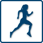 App Icon: HIIT interval training timer