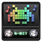 App Icon: 8-Bit-Musik