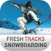 App Icon: Fresh Tracks Snowboarding 1.52