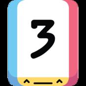 App Icon: Threes!