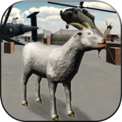 App Icon: Goat Frenzy